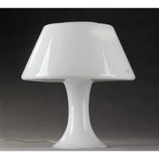 Ubrugte One opal holmegaard bordlampe 4363372 kvalitet mundblæst YQ-04