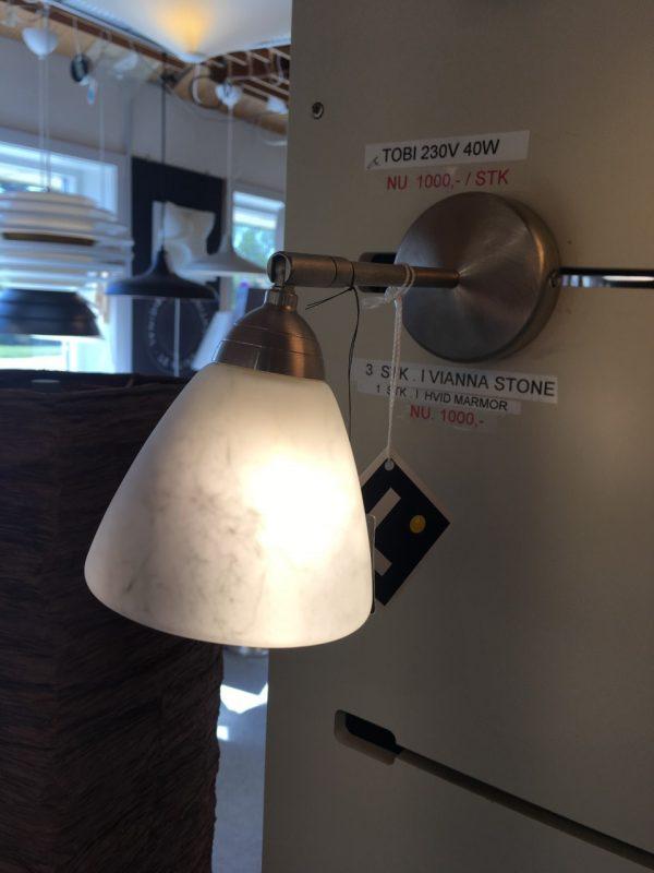 Tobi Darø Væglampe