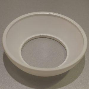 Zargo 1 topskærm i hvid